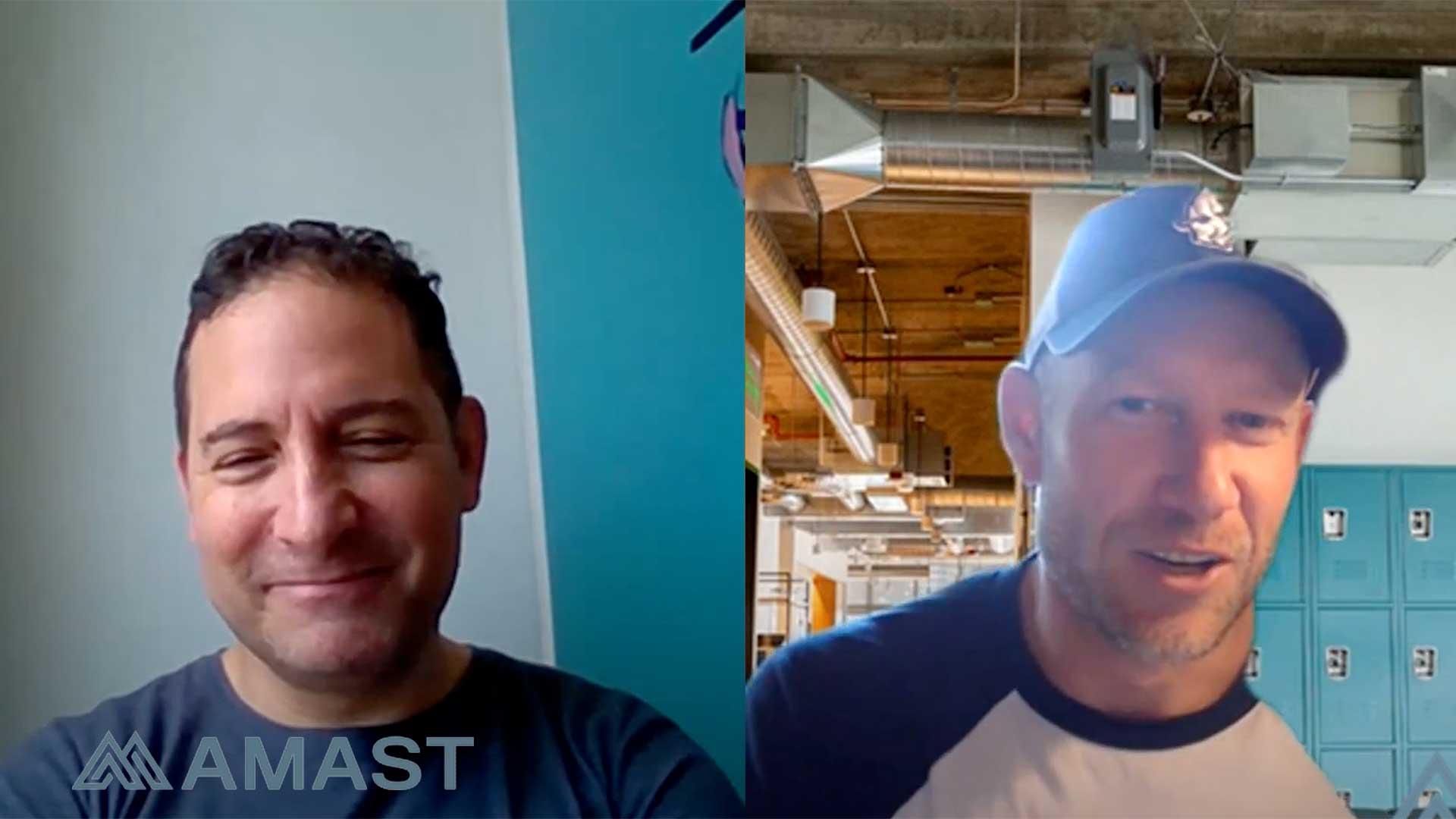 AMAST Community Talks: Tom Stemm