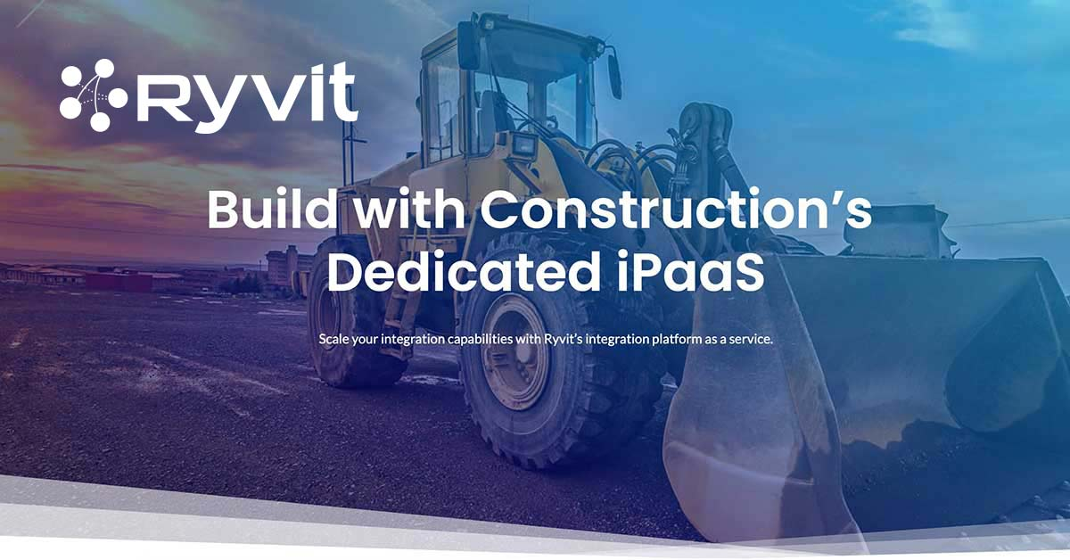 Ryvits iPaaS Platform