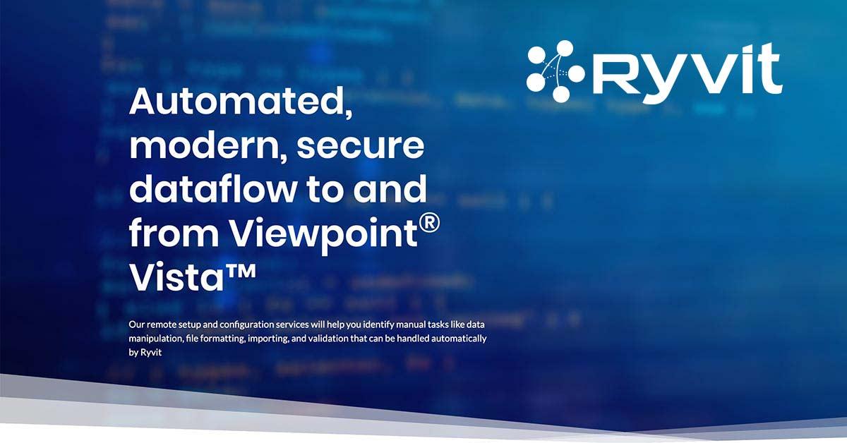 RyvitDirect API - Vista
