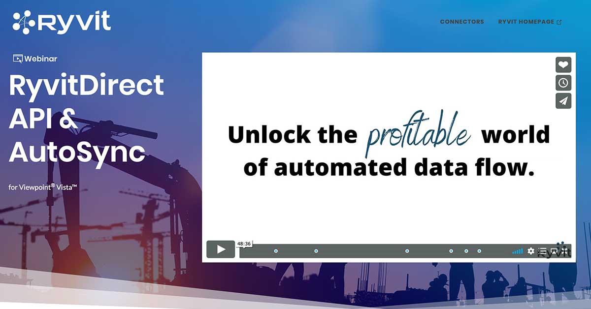 RyvitDirect API
